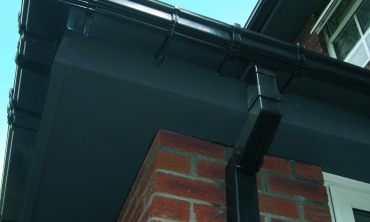 Anthracite Grey Fascias and Soffits