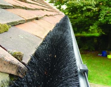 Hedgehog Gutter Brush