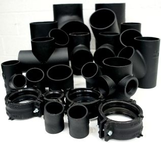 Cast Iron Effect Soil Pipes