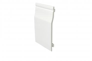 White uPVC Wall Cladding